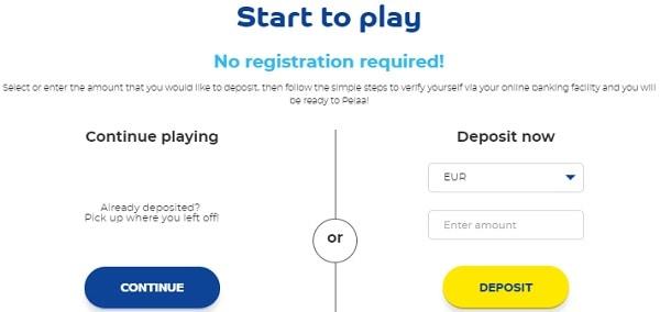 Pelaa Casino ja viihdy ensihetkestä lähtien!