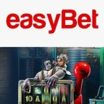 EasyBet Casino 10 free spins no deposit + 700€ welcome bonus