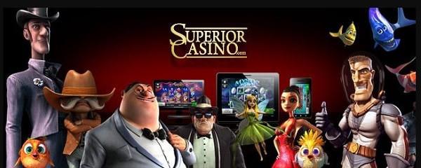 Superior Casino free cash bonus