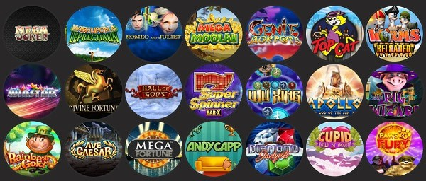 best jackpot games under one umbrella