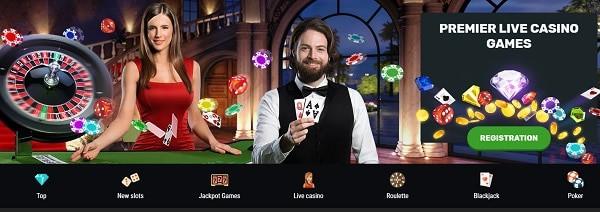 Live Casino Betamo