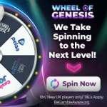 Wheel of Genesis: Spinn for å vinne jackpotter!