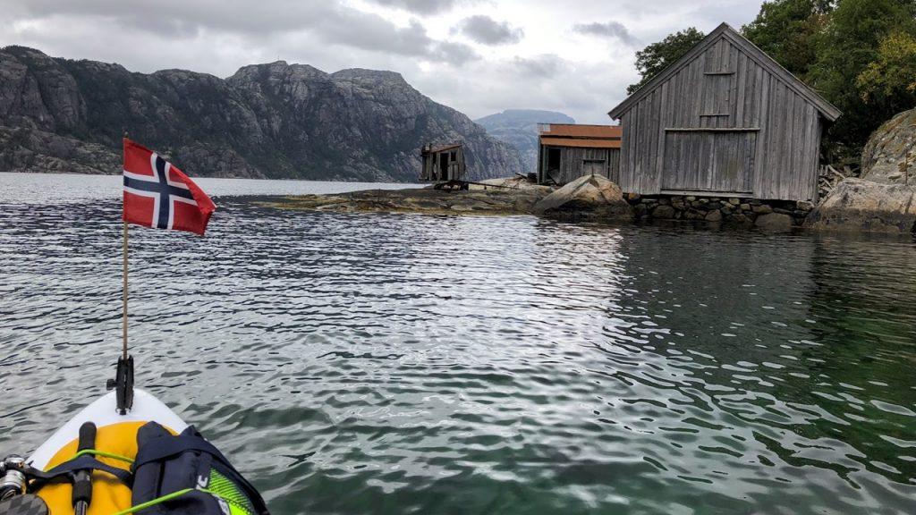 sup tur lysefjorden ekspedisjon