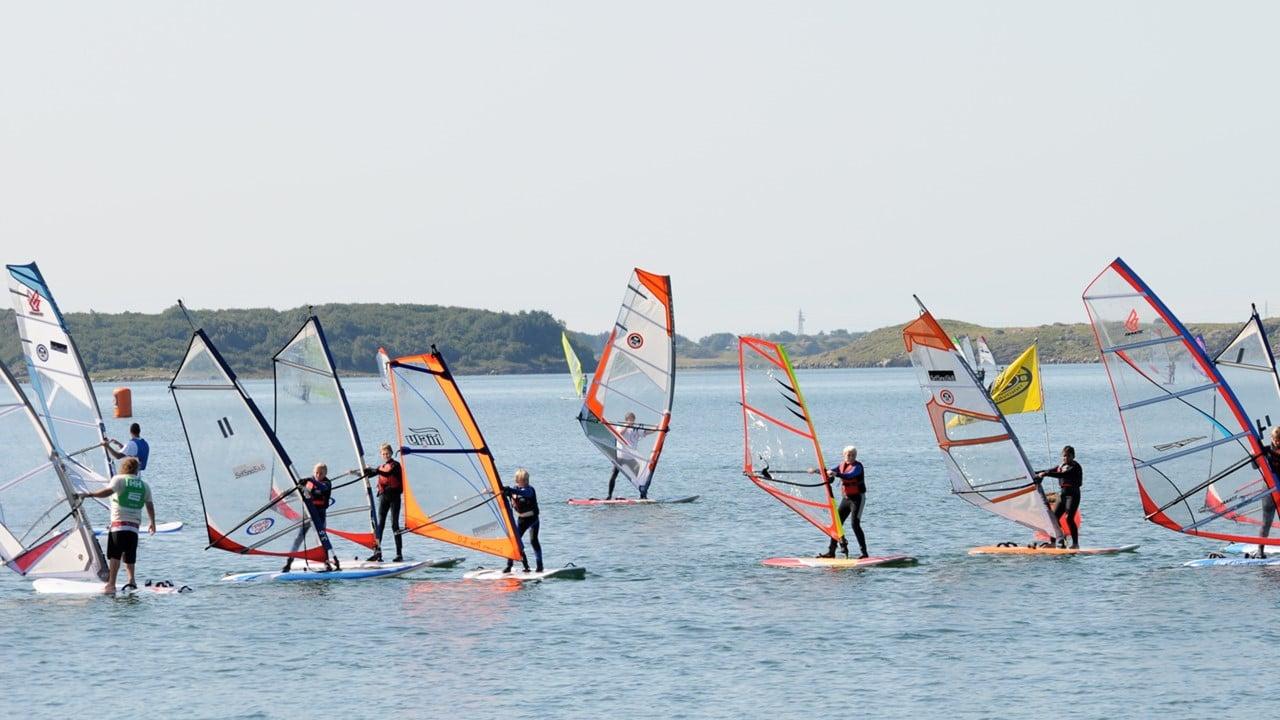 windsurf kurs junior brettseiling sola