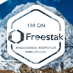 Freestak Endurance Sports Influencer Platform - Badge Mountain