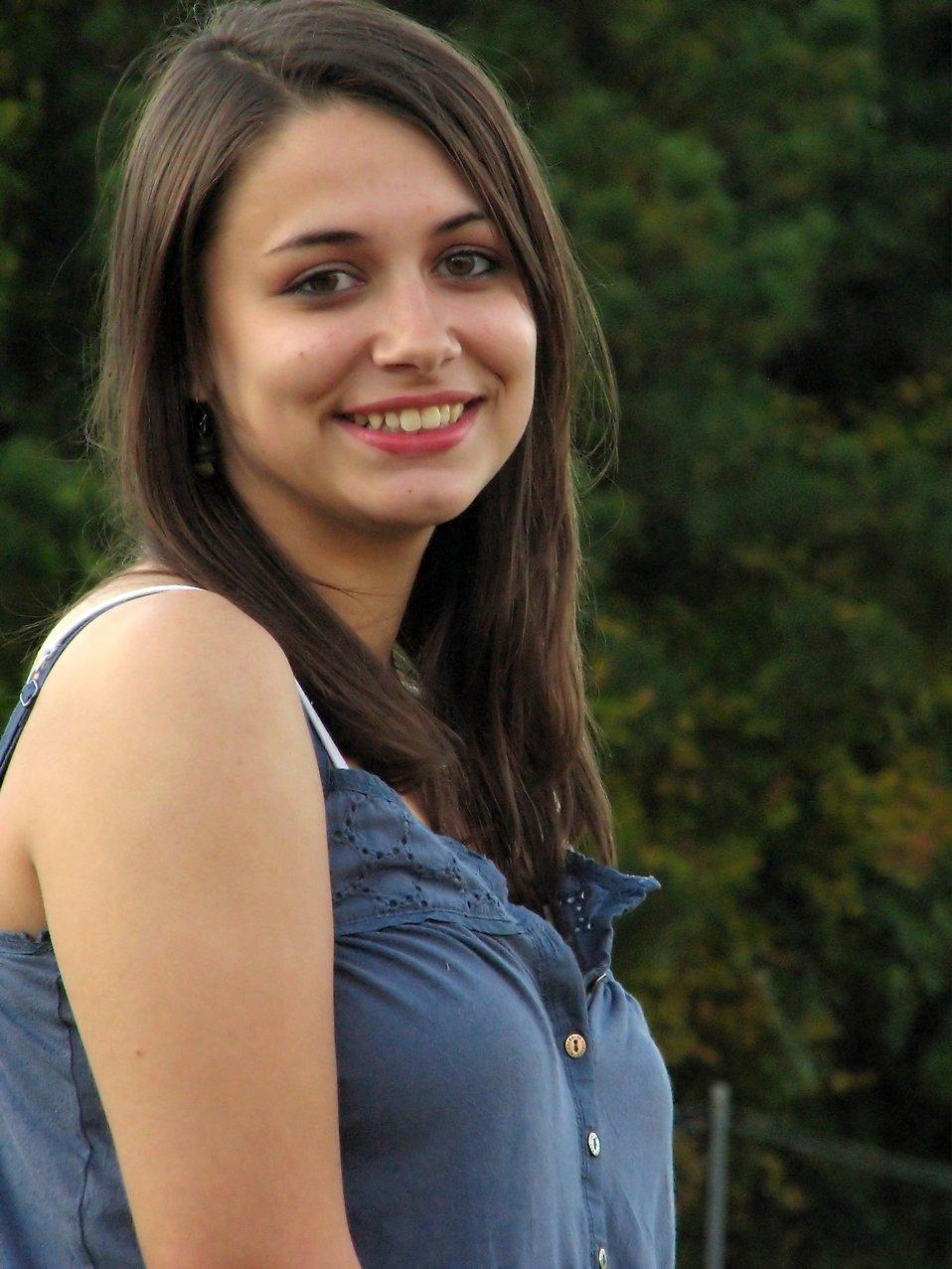 Girl Beautiful | Free Stock Photo | Outdoor portrait of a ... on Beautiful Teen Girl  id=30405
