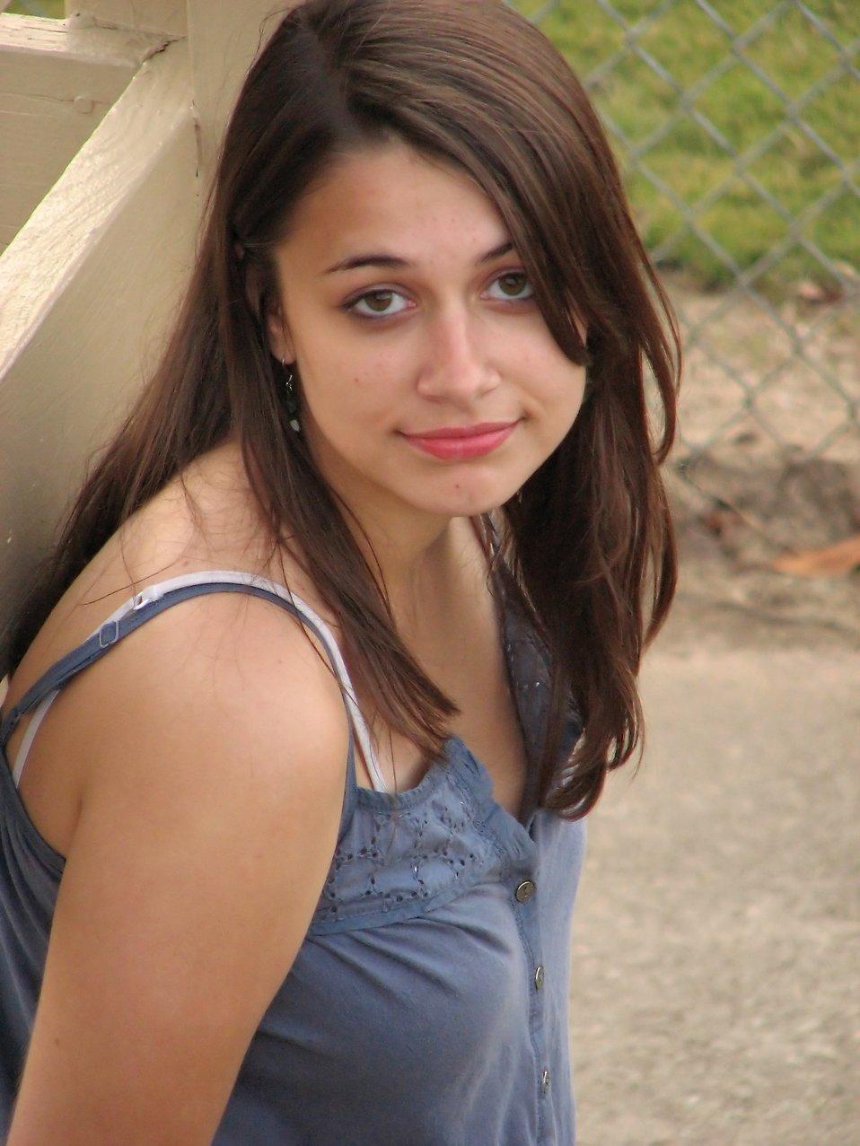 Girl Beautiful | Free Stock Photo | Close-up portrait of a ... on Beautiful Teen Girl  id=49920