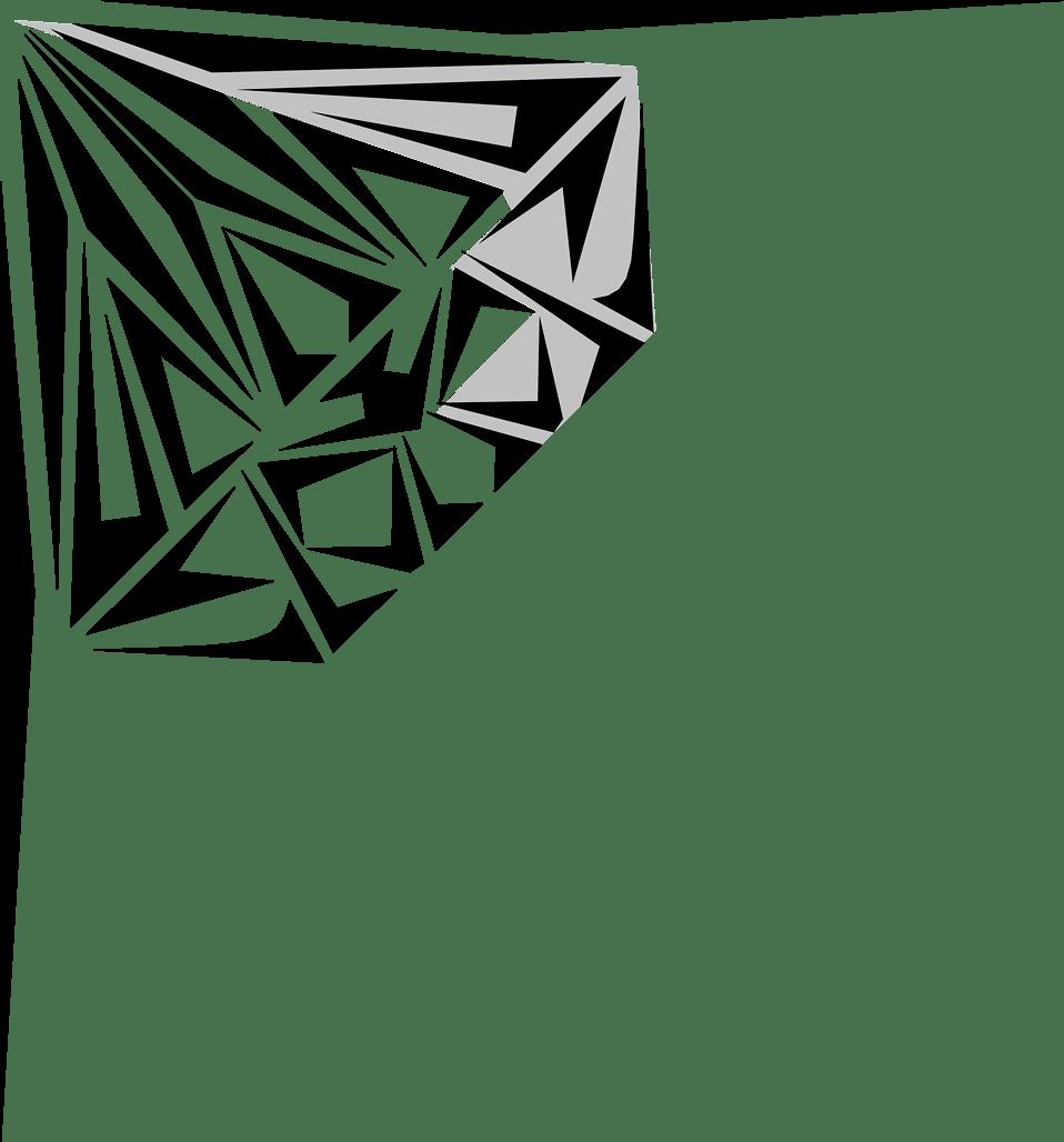Black Frames Border Diamond White Black Background Borders Clip Art And