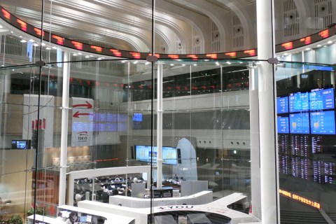 東京証券取引所1