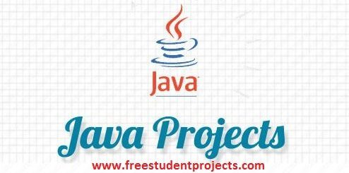JAVA Web based projects