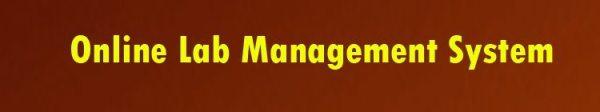 Online Lab Management System