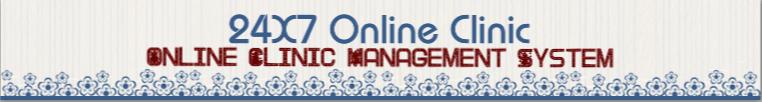 24X7 Online Clinic