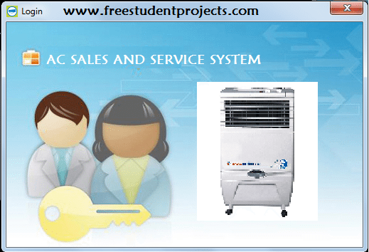AC Sales and Service System