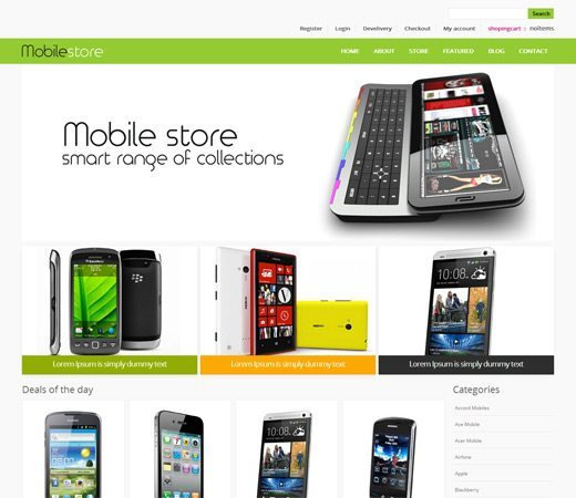 Online Mobile Showroom