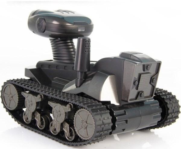 Spy Robot with Spy Camera