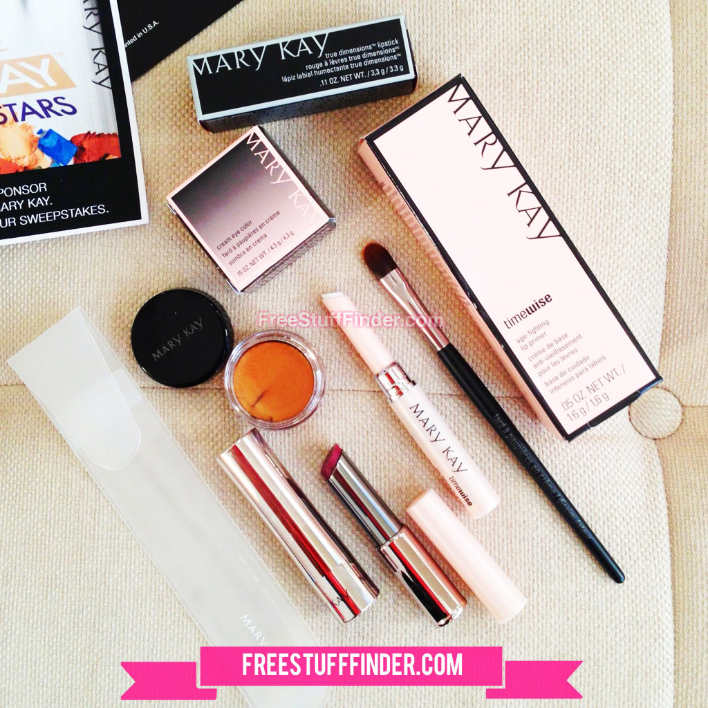 Free Mary Kay Giveaway Winners Weekly