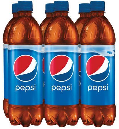 100 Pepsi 6 Pack At Kroger Affiliate Stores