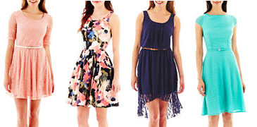Image result for jcpenney junior dresses