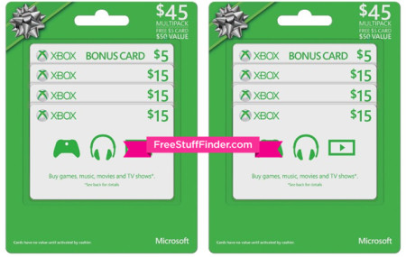 81 For 100 In Xbox Gift Cards Free Shipping