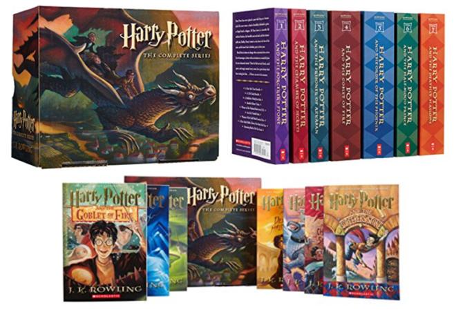 Harry Potter Valentine Box