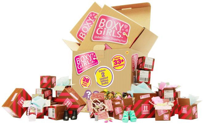 Boxy Girls Crates For JUST 2994 At Walmart Regularly