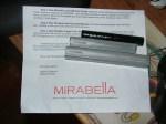 Allure Mag - Mirabella Lash package