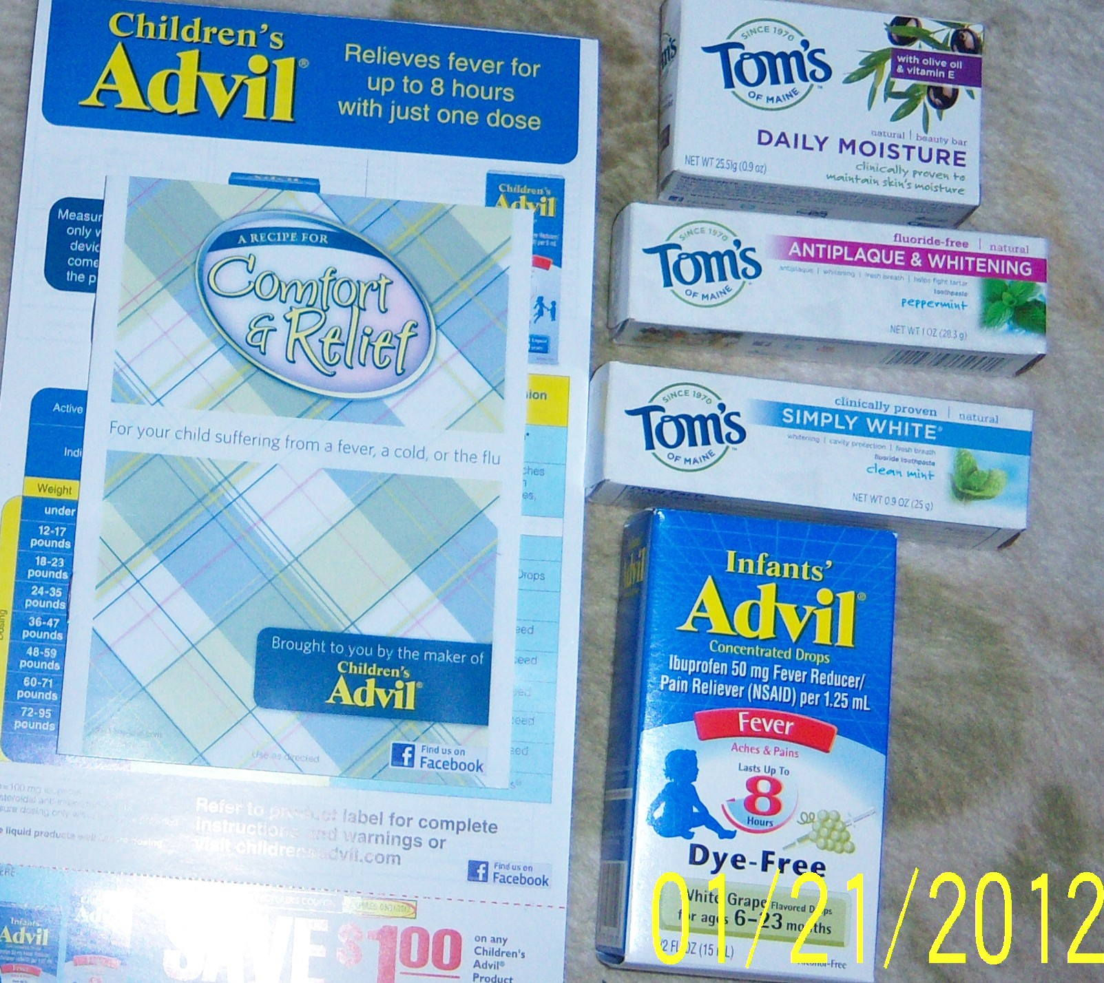 Advil coupons 2019