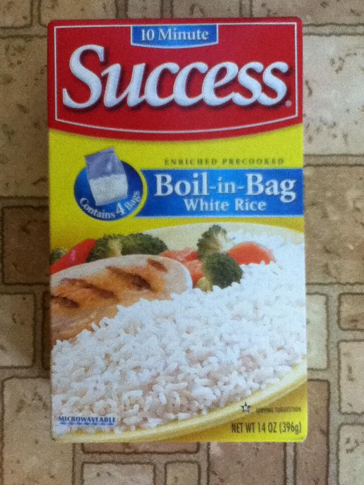 Success rice coupons 2018
