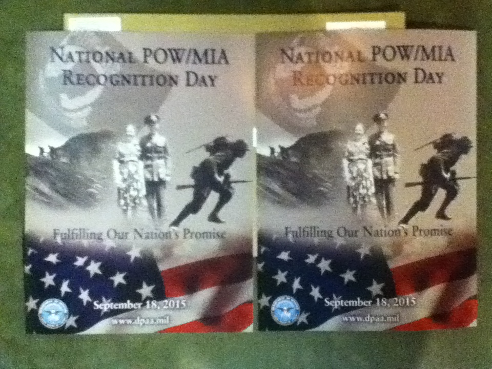 national pow  mia recognition day fulfilling our nation u0026 39 s