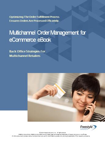 Multichannel Order Management for eCommerce