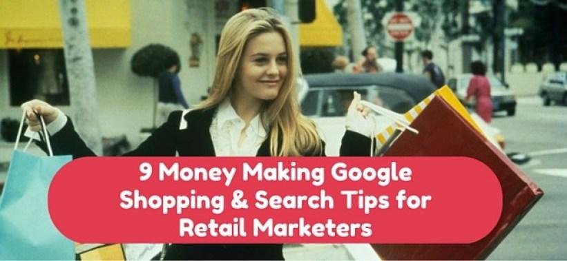 9 Money-Making Retail Marketing PPC Tips