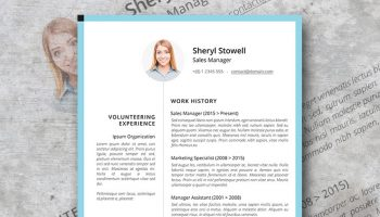 A blank page can be a daunting way to start so we've come up with these simple, professional templates to get you on your way. Contrast The Free Fill In The Blank Resume Design Freesumes