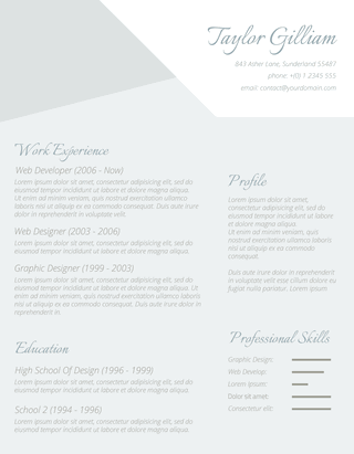 Choose a resume from the list. Resume Templates For 2021 Free Download Freesumes