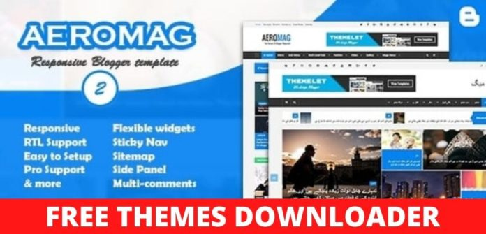 AeroMag-Responsive-Blogger-Template-Free-Download