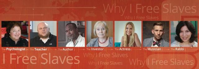 Why I Free Slaves – Musician Derek Mount