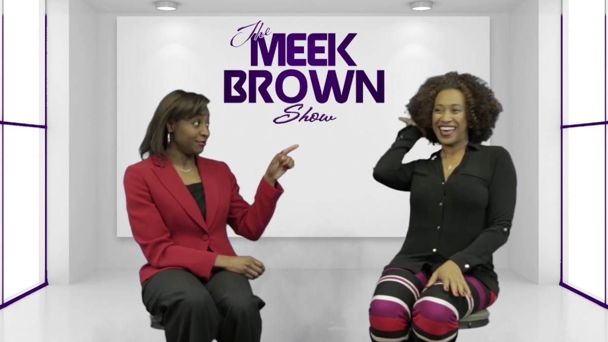 The Meek Brown Show 2-1 Woman In Politics