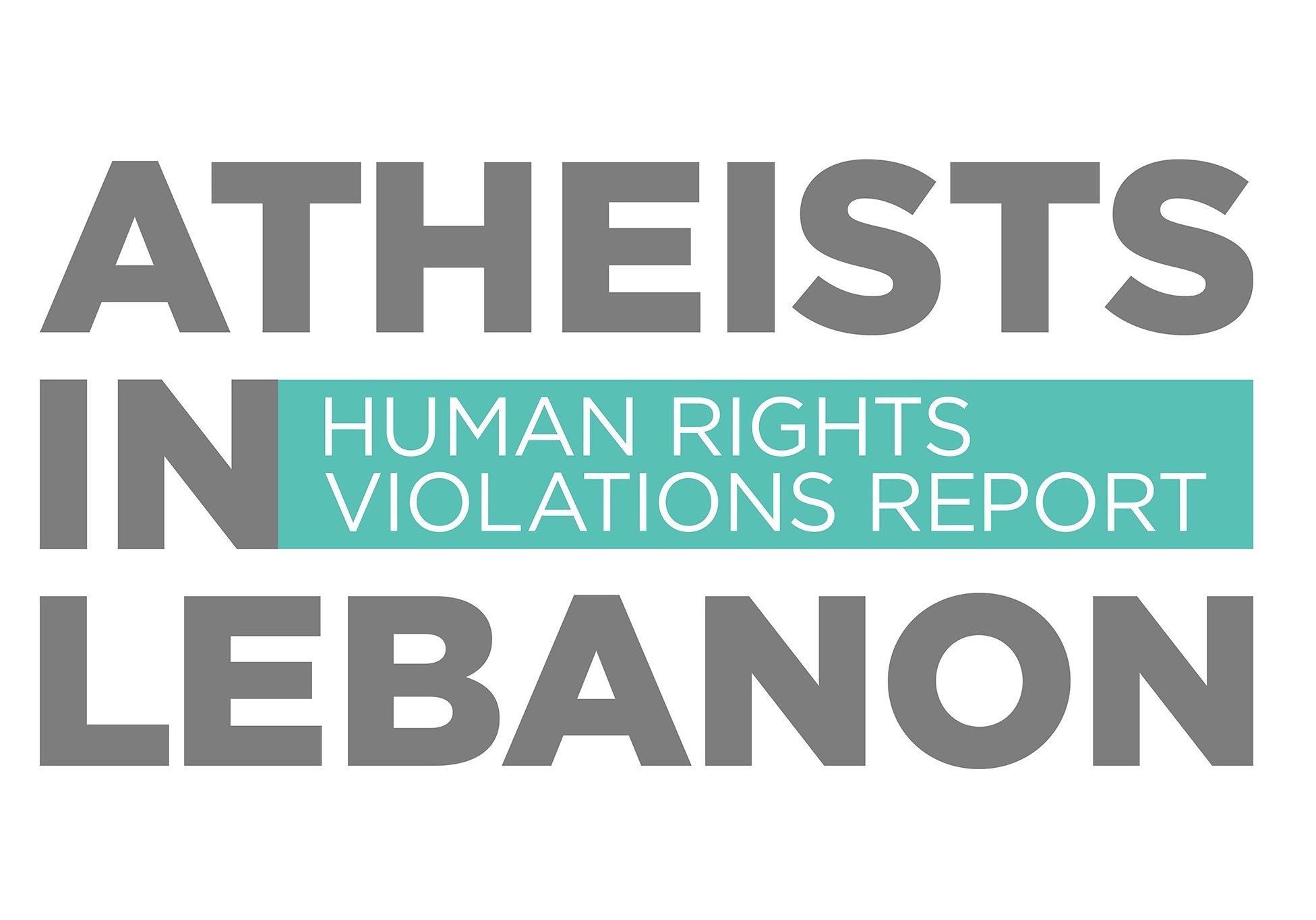 Atheists in Lebanon