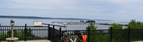 Days 4-6, Sore Legs, Lake Superior, and Rest