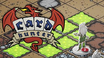 Card Hunter - Um jogo de cartas colecionável online gratuito que combina role-playing, jogo de cartas e combate tático.