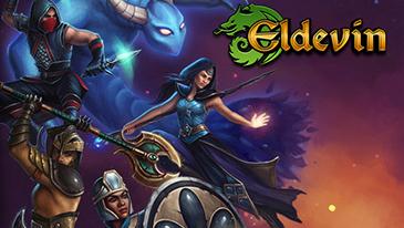 Eldevin - Um MMORPG grátis para jogar, independente da história.