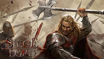 Siegelord - Um MMORTS 2D gratuito baseado em navegador de fantasia medieval.