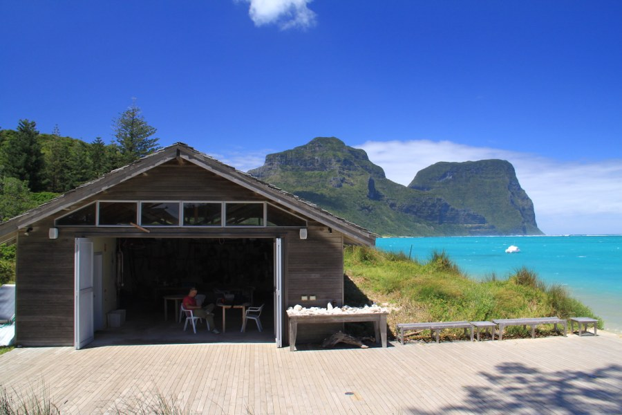 The Boatshed at Pinetrees Lodge
