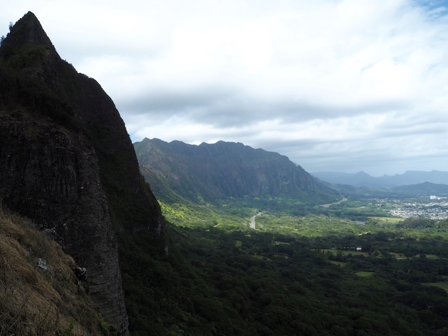 View from the Pali lookout