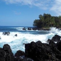 The stunning Keanae Peninsula