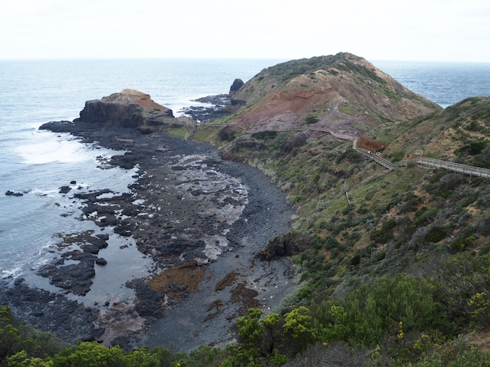 View from the Boardwalk in Cape Schanck