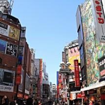 Streets of Shibuya