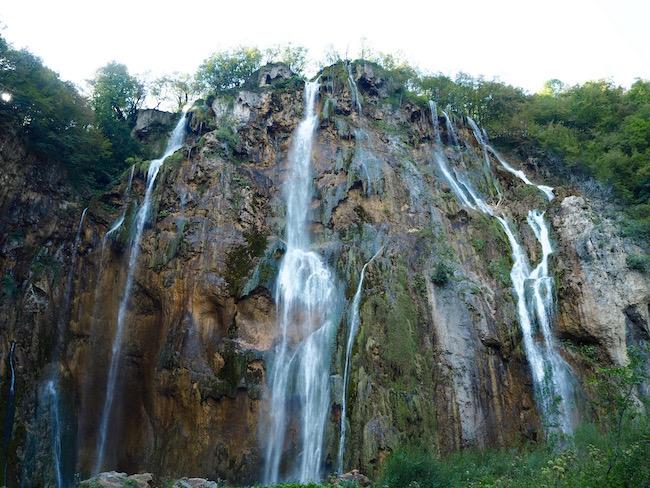 The big waterfall!