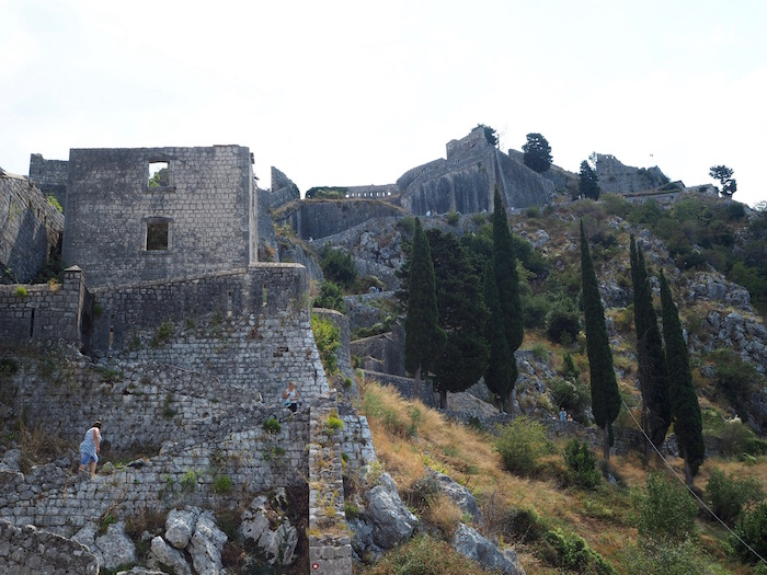 The St. John's fortress