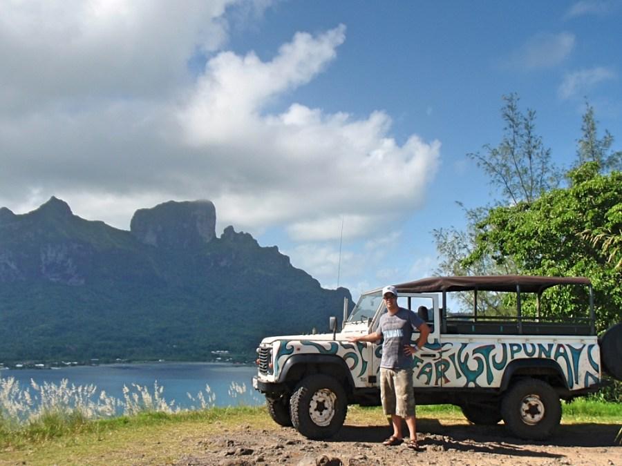 Our Safari 4WD!