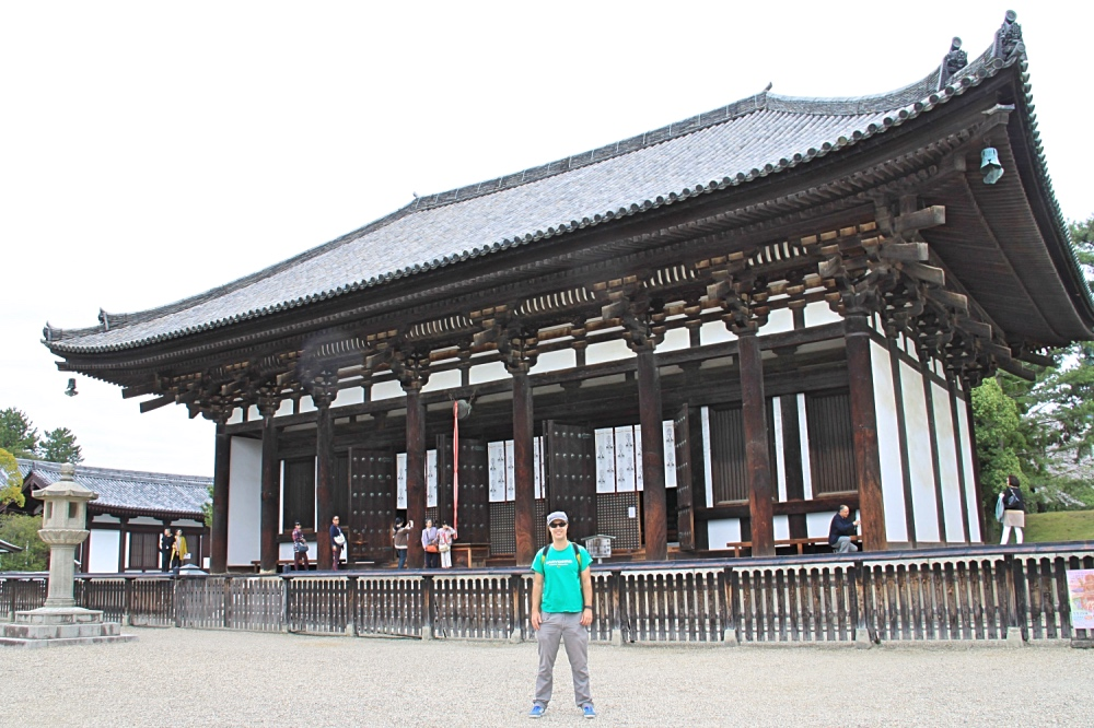 Kofuku-ji's main hall.